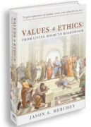 Values & Ethics: From Living Room to Boardroom- Book Cover