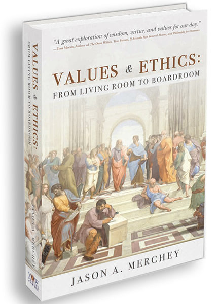 Values & Ethics - From Living Room to Boardroom