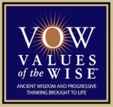 Values of the Wise logo