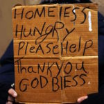 America's social problems include homelessness